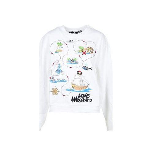 Bluzy bluza kobieta marki Love moschino