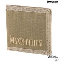 Portfel Maxpedition AGR Bi-Fold Wallet Tan BFWTAN