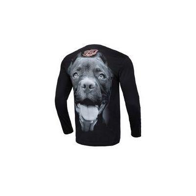 aae8e81e2 Pit bull west coast Koszulka z długim rękawem pit bull pitbull ir '19 -  czarna (239039.9000) Zbrojownia.pl