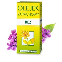 Olejek zapachowy BEZ 10 ml ETJA