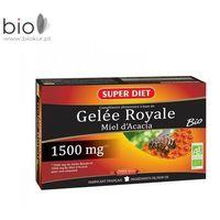 Królewskie Mleczko Pszczele SUPER DIET suplement diety - 20 x 15 ml