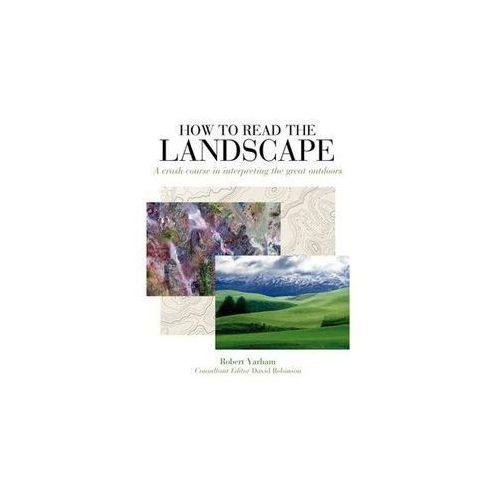 How to Read the Landscape, oprawa miękka