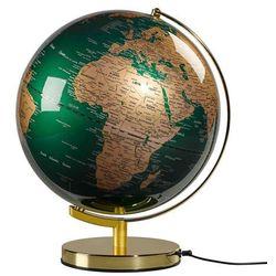Globus Podświetlany Green Light up my World XL