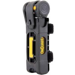 Onguard Zapięcie rowerowe heavy duty link plate lock k9 składane 8113 - 79cm - 5 x klucze z kodem ong-8113 ss16