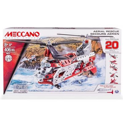 Helikoptery MECCANO Mall.pl