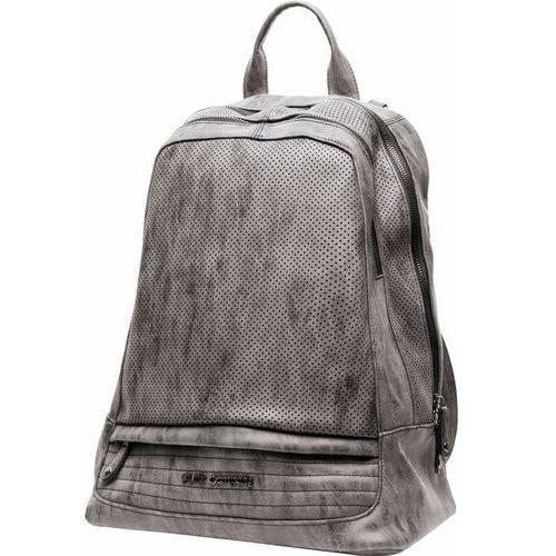 Little company plecak dla rodziców stockholm perfo grey (8719632340270)