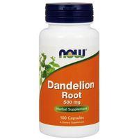 Kapsułki Now Foods Dandelion Root (Mniszek lekarski ) 100 kaps.