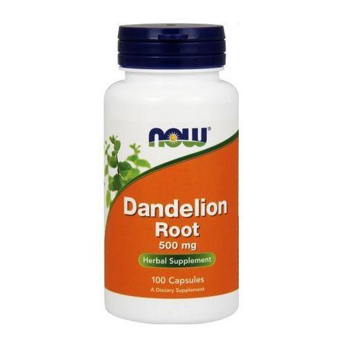 Now Foods Dandelion Root (Mniszek lekarski) 100 kaps