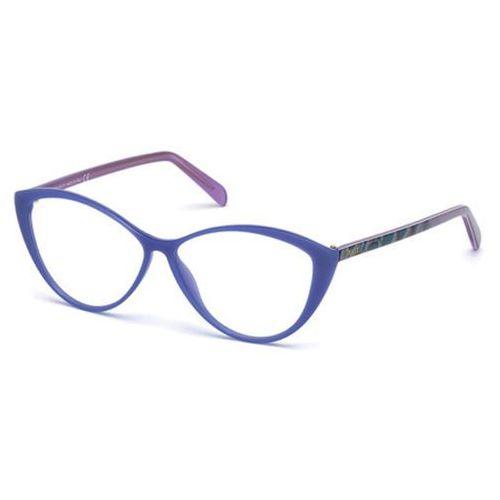 Okulary korekcyjne ep5058 090 Emilio pucci