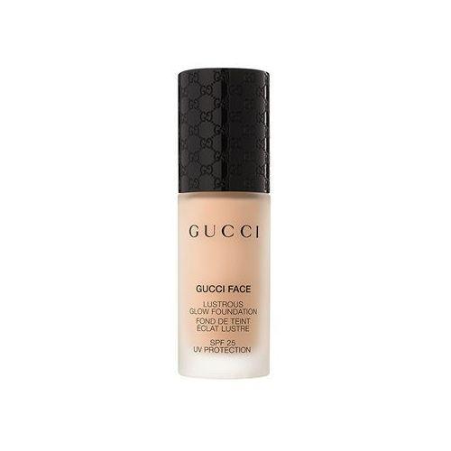 face lustrous glow foundation make-up rozświetlający skórę spf 25 odcień 010 30 ml marki Gucci