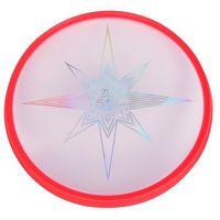 Aerobie Świecący dysk latający frisbee skylighter, czerwony
