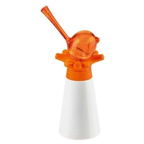 Koziol Młynek do pieprzu i przypraw z solniczką pomarańczowy pi:p kz-2980521