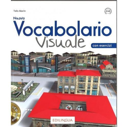 Vocabolario Visuale Nuovo podręcznik + CD - Marin Telis (2018)