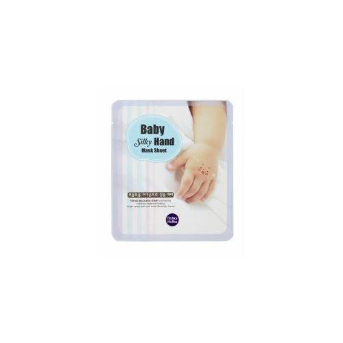 Silky hand, regenerująca maseczka do dłoni Holika holika - Promocyjna cena