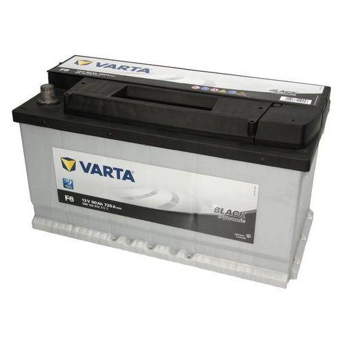 Akumulator VARTA BLACK DYNAMIC F6 90AH P+ 720A 12V
