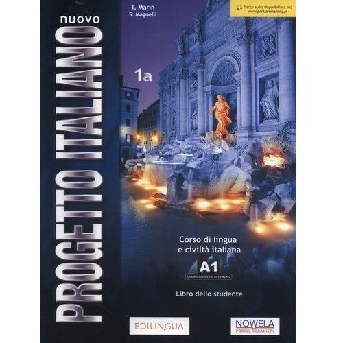 Progetto Italiano Nuovo 1A podręcznik, Sandro Magnelli|Telis Marin