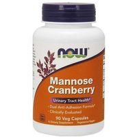 Cranberry Mannose (Żurawina + D-Mannoza) 90 kaps