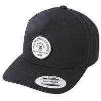 czapka z daszkiem DC - Badger 2 Snap Black (KVJ0)