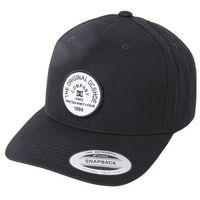 czapka z daszkiem DC - Badger 2 Snap Black (KVJ0) rozmiar: OS
