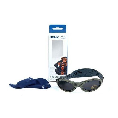 Okulary przeciwsłoneczne dzieci 0-2lat uv400 - graffiti marki Banz