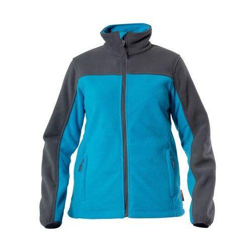 LAHTI PRO Bluza polar turkusowa, Damska rozmiar S /L4010301/ (5903755048035)