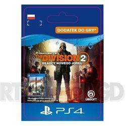 Tom Clancy's The Division 2 Władcy Nowego Jorku DLC [kod aktywacyjny] PS4, SCEE-XX-S0048434