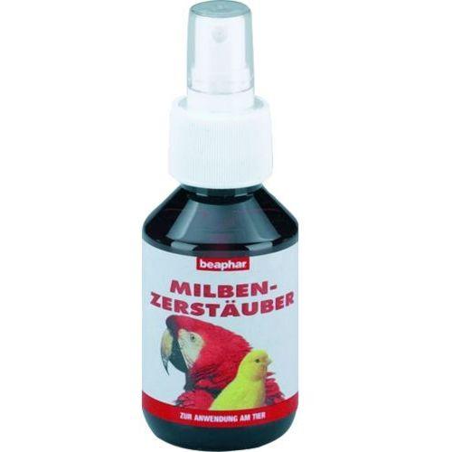 Beaphar milbenzerstauber - preparat insektobójczy dla ptaków 100ml (8711231110926)