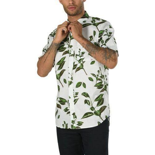 Koszula - rubber co. ss rubber co. floral (tdu) rozmiar: l marki Vans