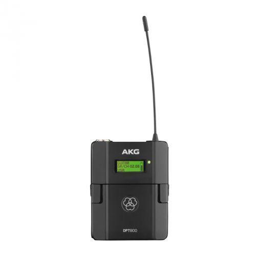 AKG DPT-800 BD1-50MW nadajnik cyfrowy, bodypack