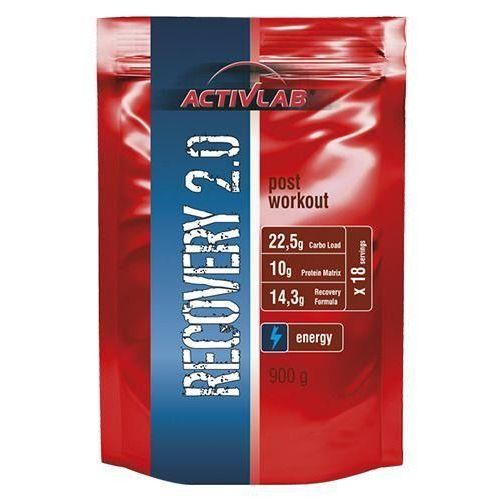 ACTIVLAB Recovery 2.0 - 900g - Grapefruit