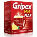 GRIPEX Hot MAX x 12 saszetek
