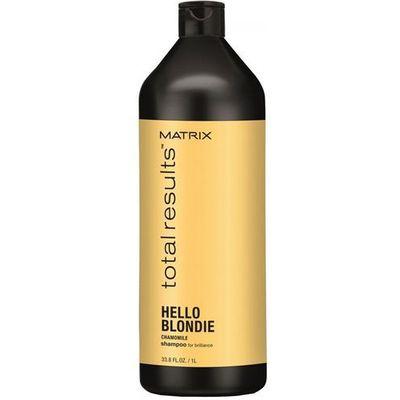 Mycie włosów Matrix