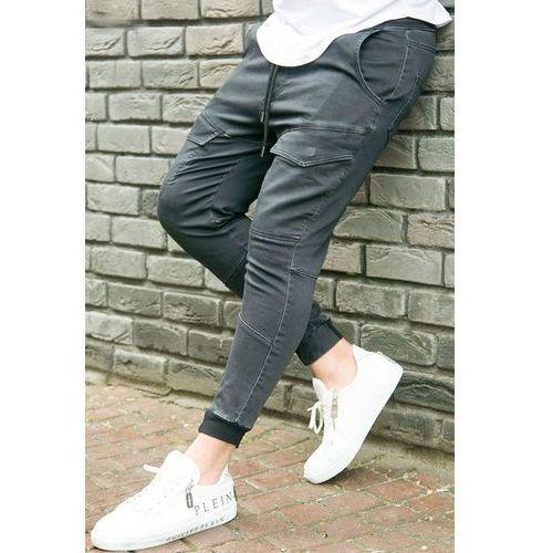 Męskie spodnie SCOTT GRAFIT, w 4 rozmiarach
