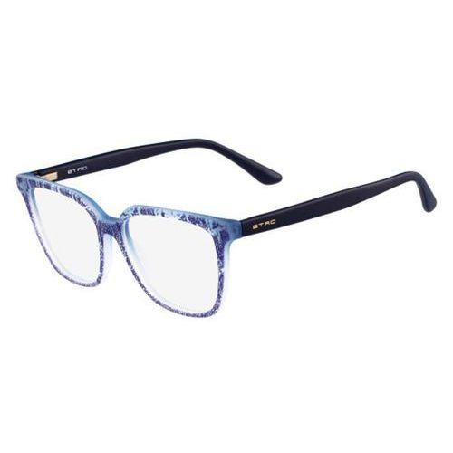 Etro Okulary korekcyjne et 2614 413