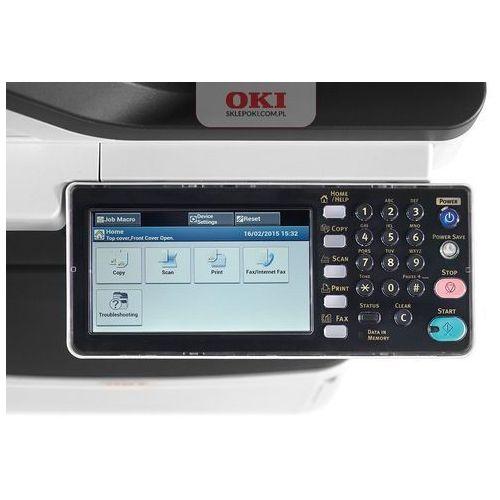 OKI MC873dnct