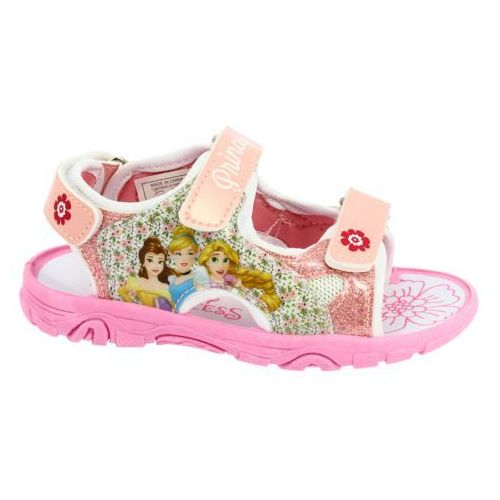 49b5d3ab94a778 sandały dziewczęce princess 23 różowy marki Disney by arnetta - 2