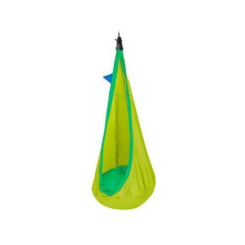 Fotel Hamakowy Dla Dzieci Joki Z Zestawem Montażowym Zielony Jcd70