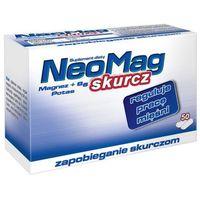 Tabletki NEOMAG Skurcz x 50 tabletek