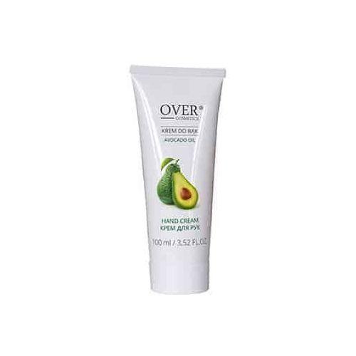 Over cosmetics Krem do rąk avocado oil 100 ml - Super oferta