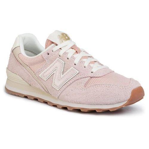 Sneakersy - wl996vhd różowy, New balance, 36-41.5