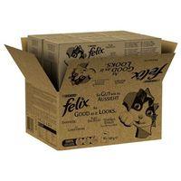 Pakiet Felix (So gut wie es aussieht), 80 x 100 g - Wołowina, kurczak, kaczka, jagnięcina| -5% Rabat dla nowych klientów| Darmowa Dostawa od 89 zł i Super Promocje od zooplus!