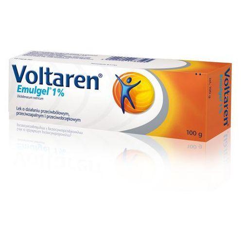 Voltaren Emulgel 1% żel 0,01 g/1g 100 g (5909990173525)