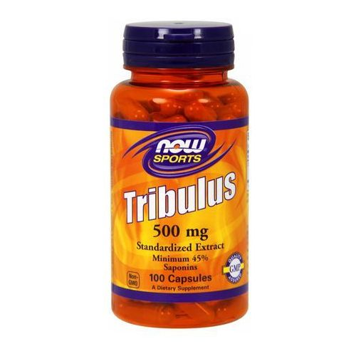 Kapsułki Now Foods Tribulus standaryzowany extract 500mg 100 kaps