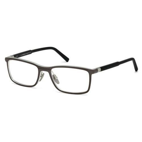 Okulary korekcyjne mb0616 013 Mont blanc