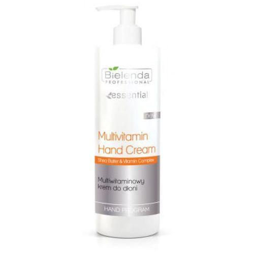 Multivitamin hand cream multiwitaminowy krem do dłoni (500 ml) Bielenda professional