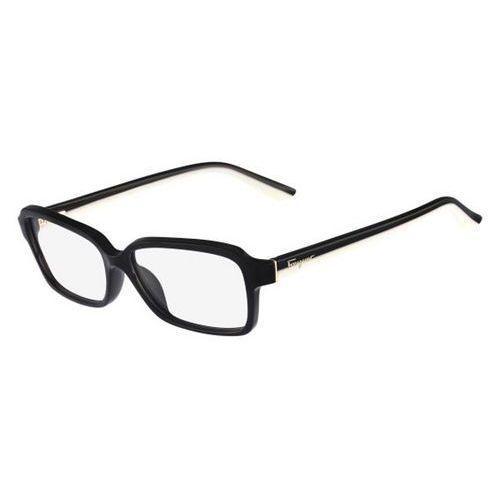 Okulary korekcyjne sf 2680 001 Salvatore ferragamo
