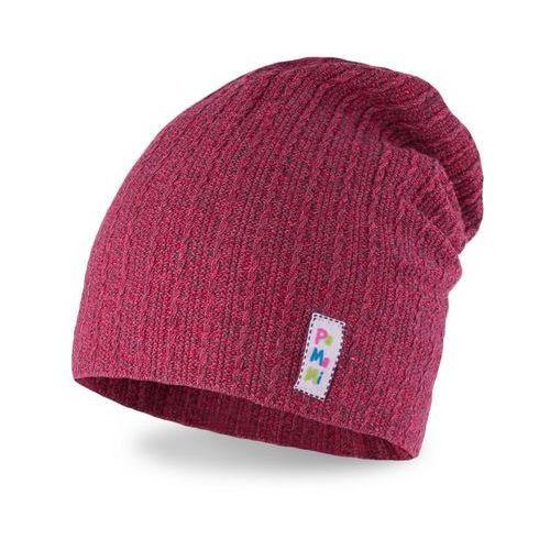 Pamami Wiosenna czapka dziewczęca - czerwony - czerwony