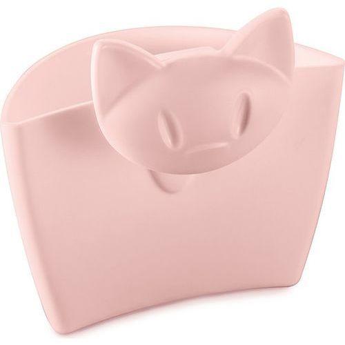 ef083fd8117cd4 Wielofunkcyjny pojemnik na kubek MIMMI - kolor pudrowy różowy, KOZIOL -  foto Wielofunkcyjny pojemnik na