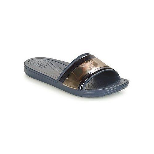 klapki Crocs CROCS SLOANE METALBLOCK SLD W