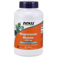 Tabletki Magnesium Malate (Jabłczan magnezu) 1000mg 180 tabl.
